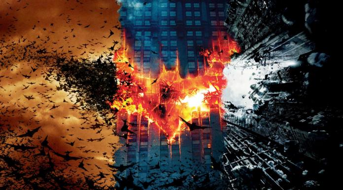 The Dark Knight Trilogy Logo