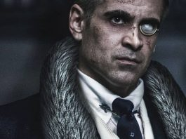 Colin Farrell as Penguin in The Batman
