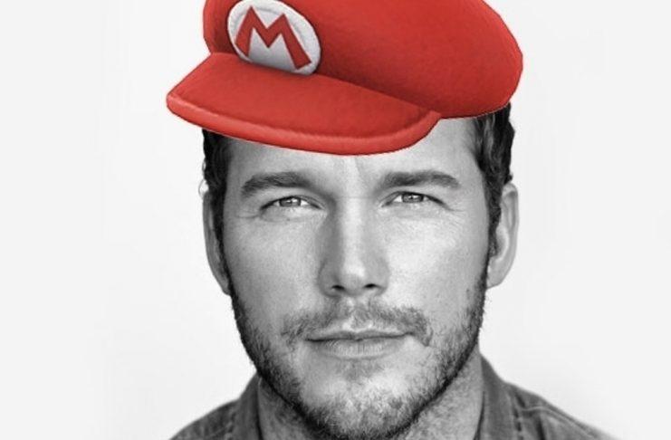 Chris Pratt To Play Mario