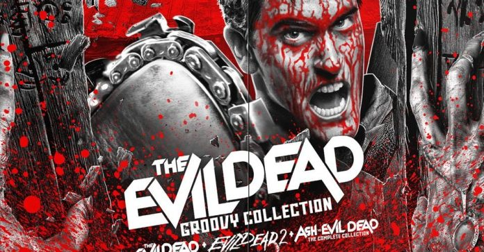 The Evil Dead Groovy Collection