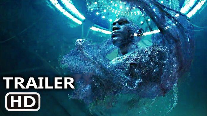Yahya Abdul-Mateen II in Matrix Resurrections