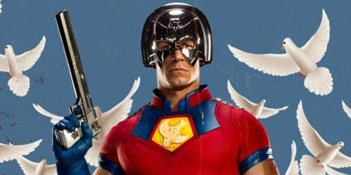 John Cena as Peacemaker