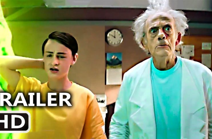 Rick and Morty live action