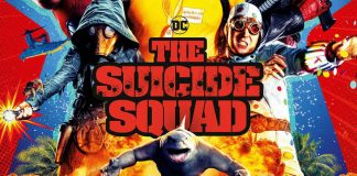 The Suicide Squad Blu Ray