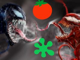 Venom Let There Be Carnage Rotten Tomatoes Score