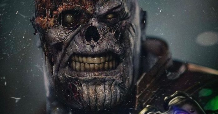 What If Zombie Thanos