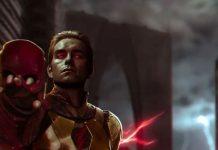 Antony Starr as Reverse Flash