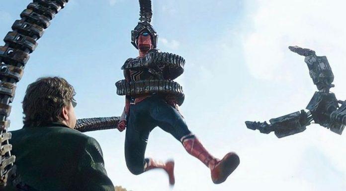 Doc Ock in Spider-Man No Way Home