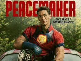 John Cena Peacemaker Poster
