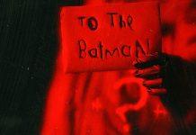 The Batman Riddler Poster