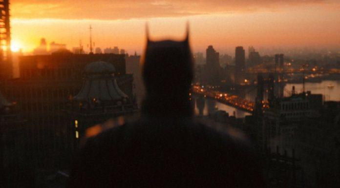 The Batman Trailer Still