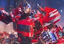 Transformers 7 Wraps Filming