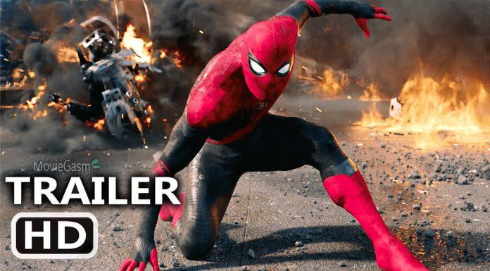Eternals Spider-Man