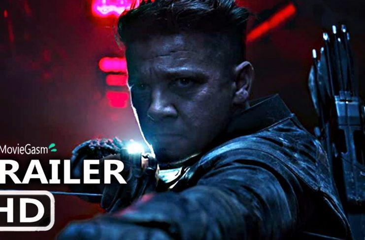 Jeremy Renner in Hawkeye